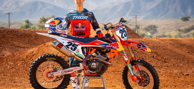 Musquin injured: Out for entire Supercross season