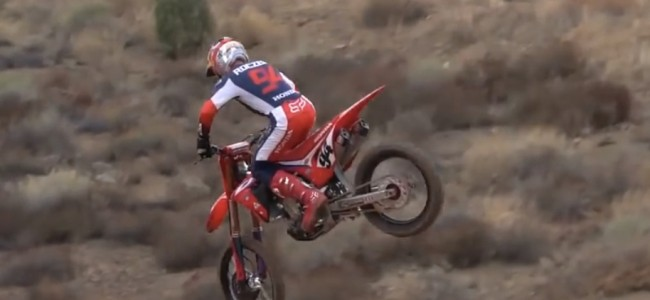 Video: Roczen raw – 2020 look unveiled!