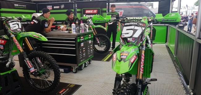 Wilson Todd heads to DRT Kawasaki