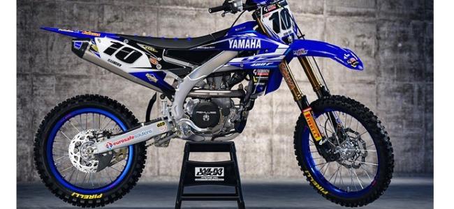 First look: Gebben Van Venrooy Yamaha