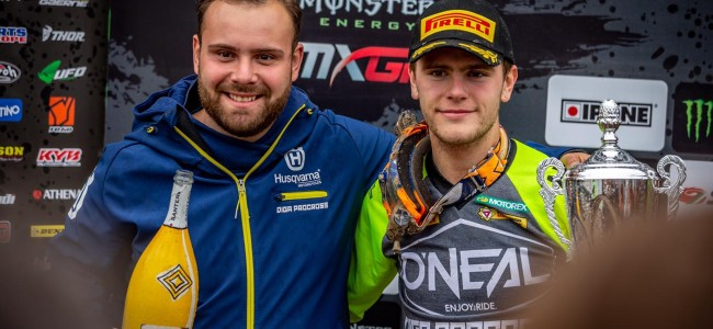 Interview: Justin Amian on the DIGA-Procross GasGas Factory Juniors team