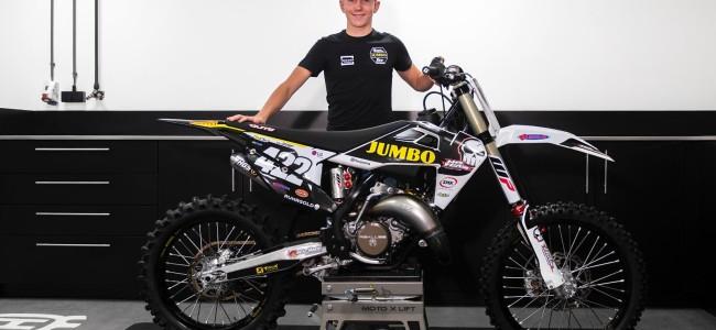 Camden Mc Lellan signs with BT Racing Team