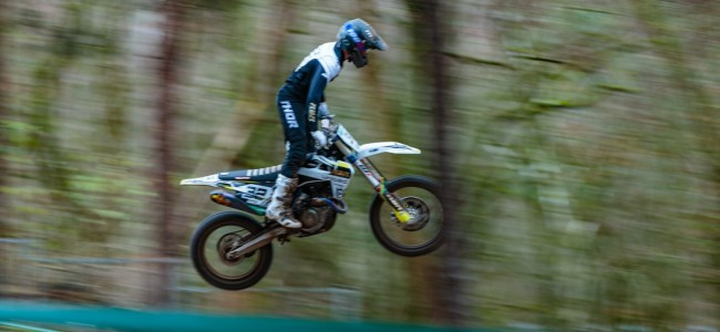 Video: Van Doninck on the 450cc