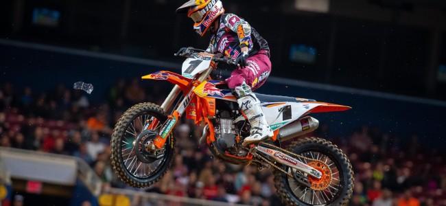 AMA Supercross: Salt Lake City 4 – Q1 times
