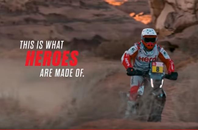 Video: Dakar 2020 – Paulo Goncalves Stage 3 Heroics