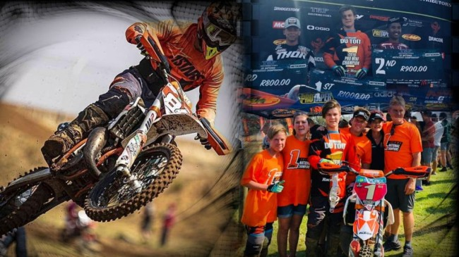 South African champ coming to Europe to race EMX125