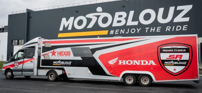 SR-Honda stepping things up