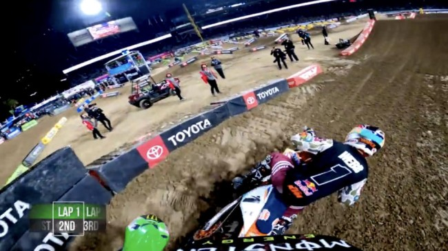 GoPro Video: Cianciarulo's battle with Webb at San Diego