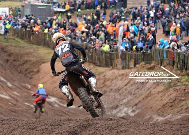 Interview: Liam Everts – impressive at Hawkstone!
