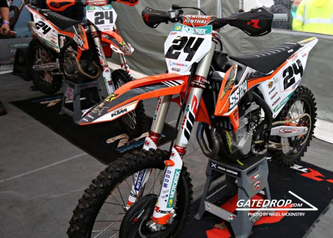 Gallery: SS24 KTM – The bike
