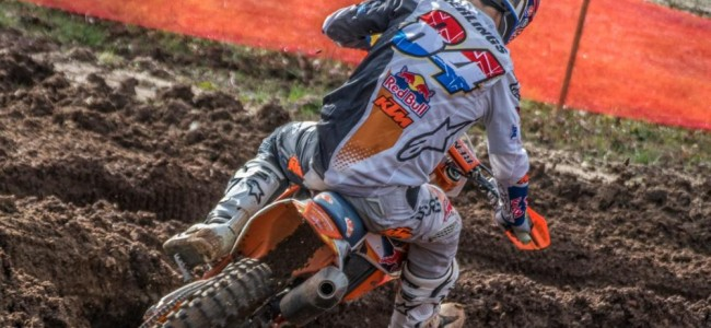 Qualifying results: MXGP RD6 Faenza