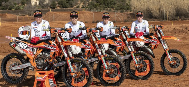 Hitachi KTM Fuelled by Milwaukee are Ready To Race – Jay Wade confirmed