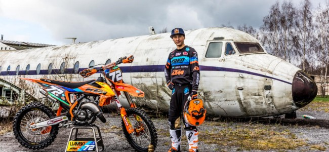 Gallery: Liam Everts – ready for the new season