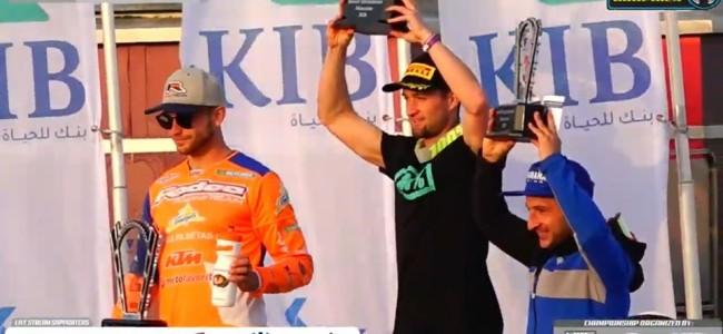 Race results: Kuwait International