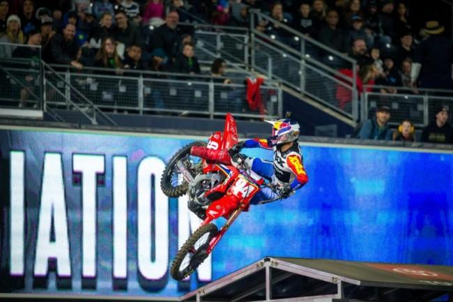 Roczen on San Diego: Just wasn't riding well