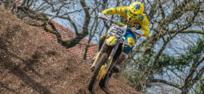 Kevin Strijbos OUT for MXGP restart