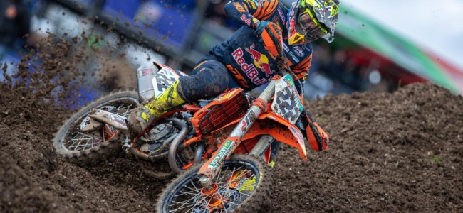 David Luongo comments on revised 2021 MXGP calendar, format and further delays
