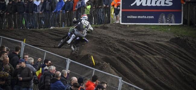 Watson travels to Belgium to start riding again