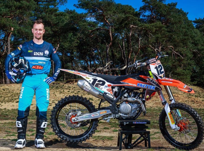 Max Nagl comments on the salary market in MXGP