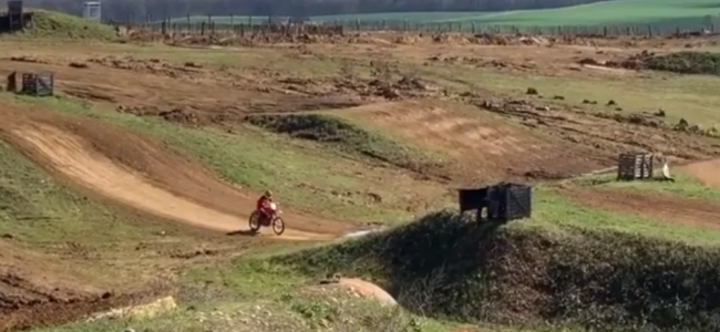 Video: Längenfelder & Sydow – Pre-season riding in France