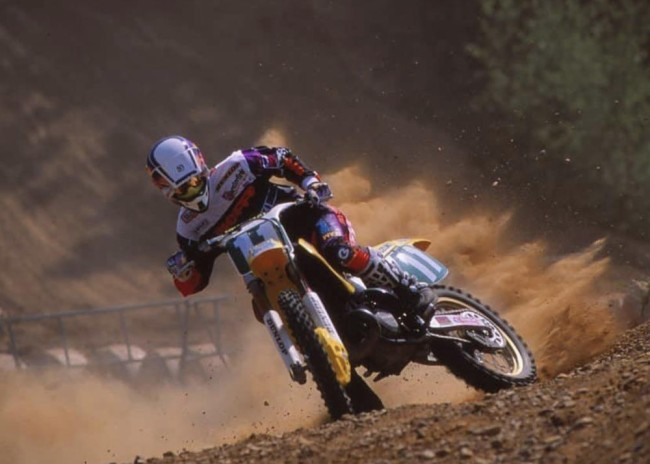 Video: 1993 250 GP Lommel and Foxhill – Everts and Albertyn