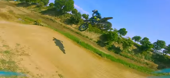 Video: Henry Jacobi – putting in the laps