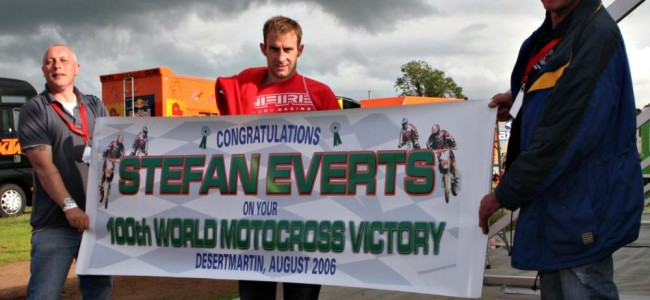 Josh Coppins on beating Everts at Desertmartin