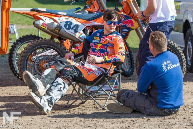 Waters on Herlings remarkable speed: 10 seconds faster at Lelystad