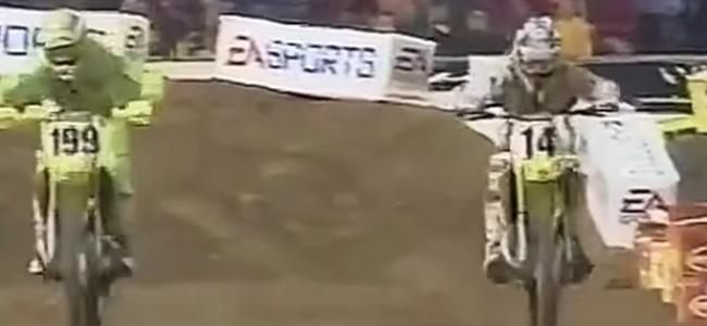 Video: Travis Pastrana vs Kevin Windham