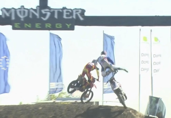 Video: Tomac's most intense crashes