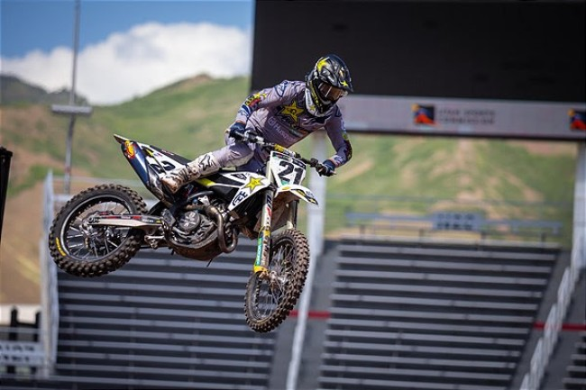 Jason Anderson out of Red Bud – arm surgery