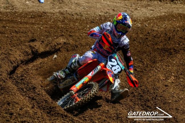 Vialle on his win in Czech