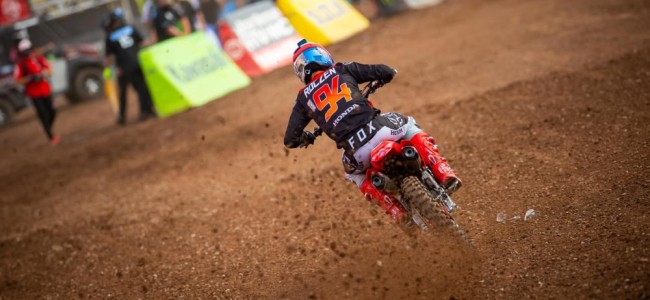 Roczen reveals respiratory issues
