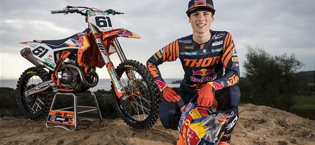 KTM confirm Prado undergoes successful surgery