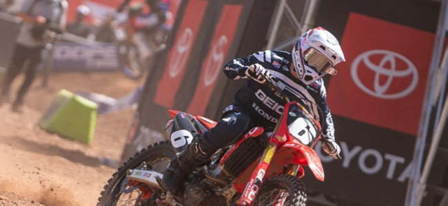 Jeremy Martin sits out the rest of SX