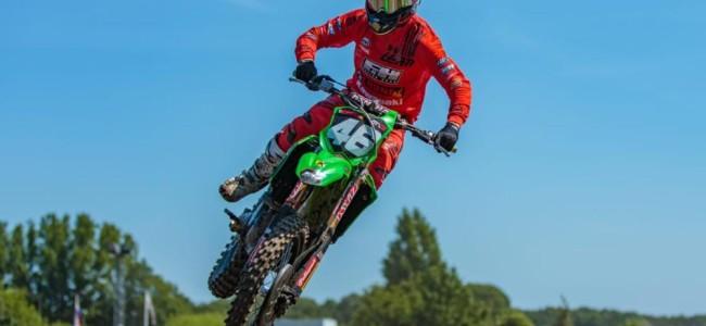 Gallery: Davy Pootjes new look – F&H Kawasaki