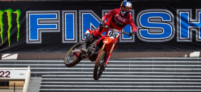 Roczen: We're going to continue fighting