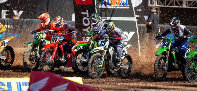 Video: 250SX and 450SX Main Events – SLC4