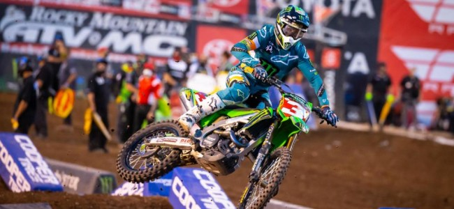 Tomac: Really happy with my riding
