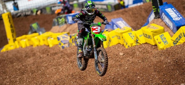 AMA Supercross opener: Houston One – Provisional entry lists