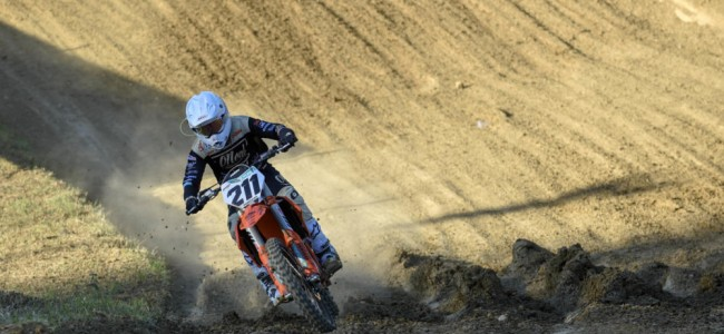 Interview: Nicholas Lapucci on his impressive MX1 debut at Faenza