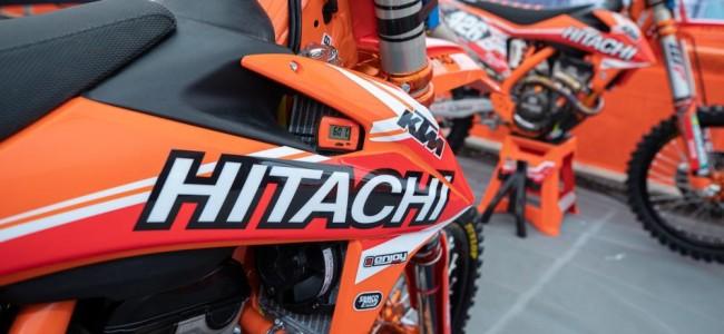 Adam Sterry to Hitachi KTM fuelled by Milwaukee?