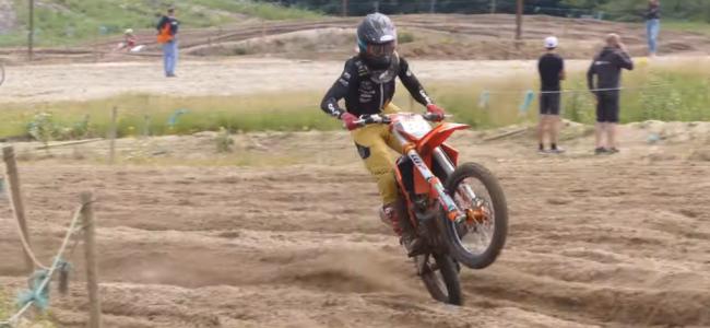 Video: Bas Vaessen – Sand prep at Lommel