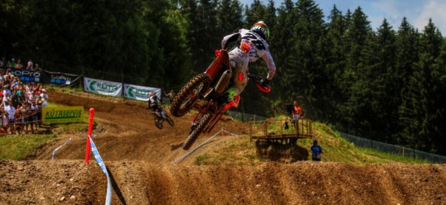 Video: Vialle and Hofer in action at the opening Czech Championship