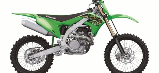 First look: The 2021 Kawasaki KX450