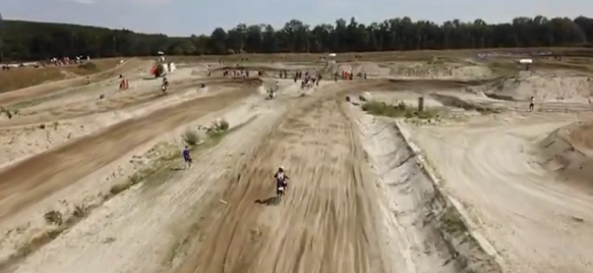 Video: MXGP riders put in the laps at Axel ft Vialle, Simpson, Seewer, Beaton, De Wolf
