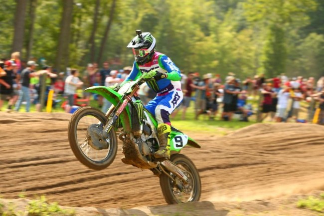 450cc race results: RedBud National 2