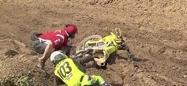 Max Anstie injury update after Ironman crash