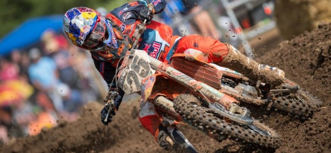 Musquin – my knee is still not perfect