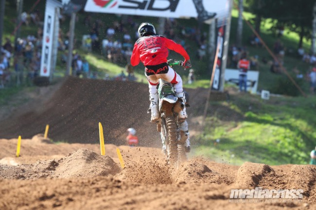 Interview: Lorenzo Locurcio on his opportunity with BUD Racing and his EMX250 debut